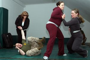 female martial arts