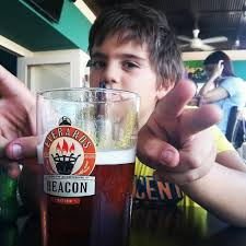 Child With Beer
